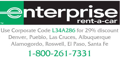 Enterprise Car Rental Taos Nm