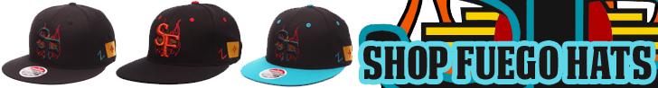 Santa Fe Fuego Hats