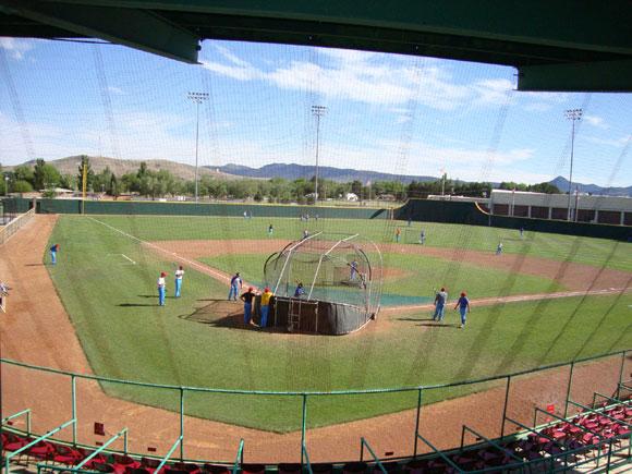 Kokernot Baseball Park