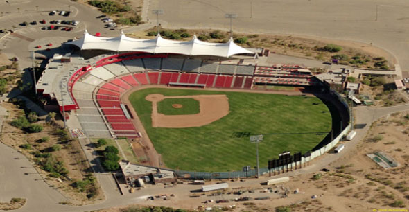 Cohen Stadium