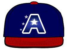 Amarillo Lone Stars hat