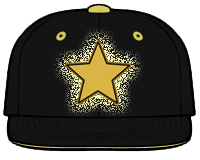 Hollywood Stars hat