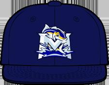 Monterey Amberjacks hat