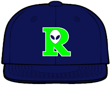 Roswell Invaders hat