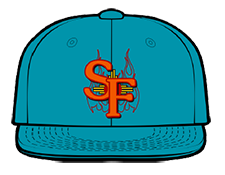 Santa Fe Fuego hat