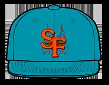 Santa Fe Fuego hat