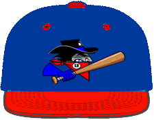 Topeka Train Robbers hat