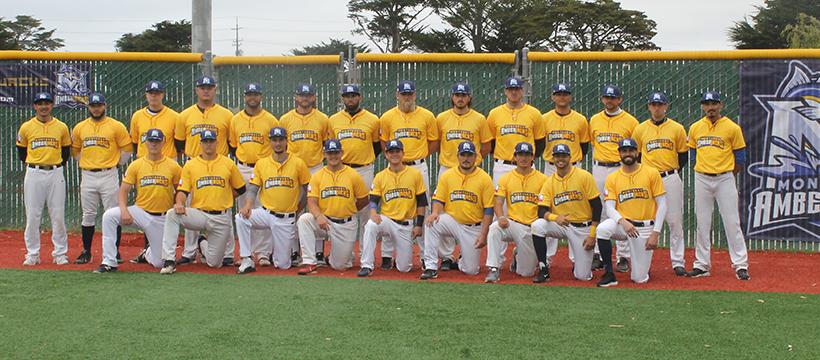 Home of Monterey Amberjacks Baseball Team! Monterey