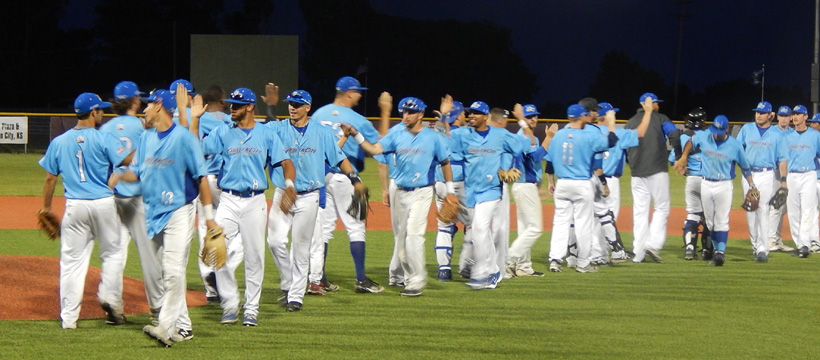 The Garden City Wind Take The Series Against The Santa Fe
