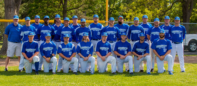 Good Welcome To The Home Page Of Garden City Wind Professional Baseball ...